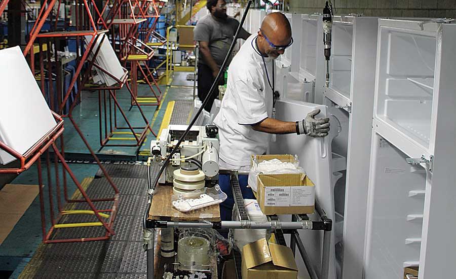 refrigerator manufacturing